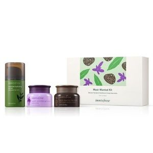 Innisfree Most Wanted Anti-Aging Kit